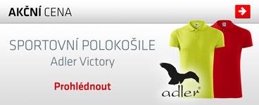 Sleva na poloko�ili Adler Victory