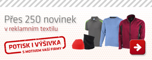 e7bd72d04ea Reklamní textil za nízké ceny - iNETPrint.cz