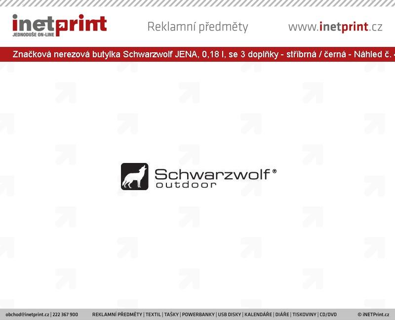 ... Značková nerezová butylka Schwarzwolf JENA ff65d0ed231
