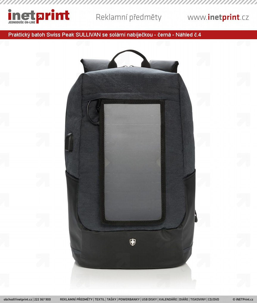 afa3fc381af ... Značkový praktický batoh na 15