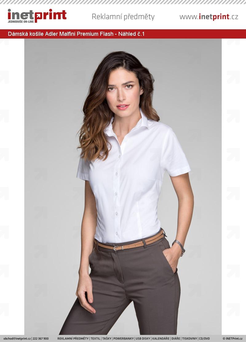 8fc5c2fc081 Dámská košile Adler Malfini Premium Flash - Náhled č.1 ...