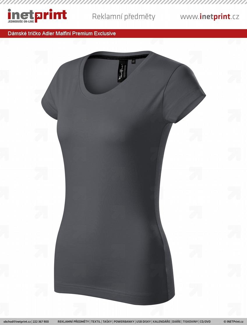 eef0bf9236f3 Dámské tričko Adler Malfini Premium Exclusive. Náhled produktu
