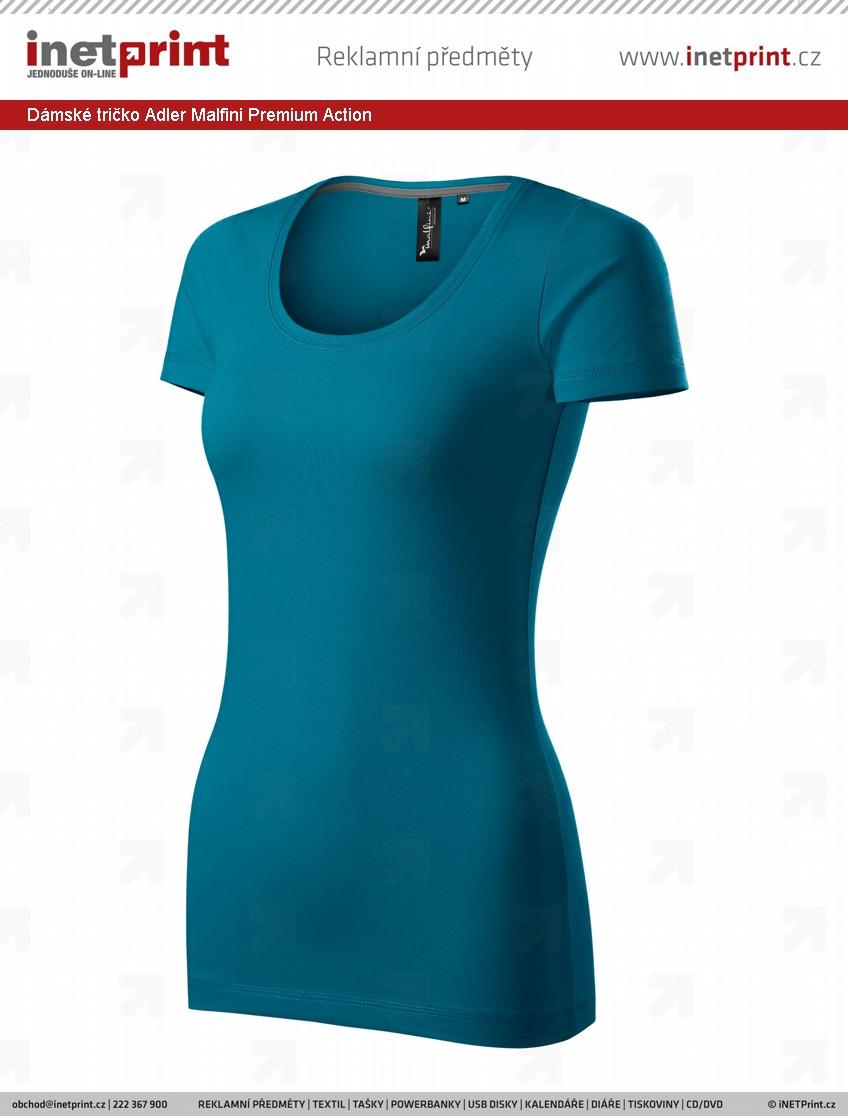 037c38242651 Náhled produktu Dámské tričko Adler Malfini Premium Action