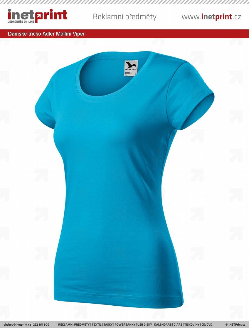 b9a175a04e62 Náhled produktu Dámské tričko Adler Malfini Viper
