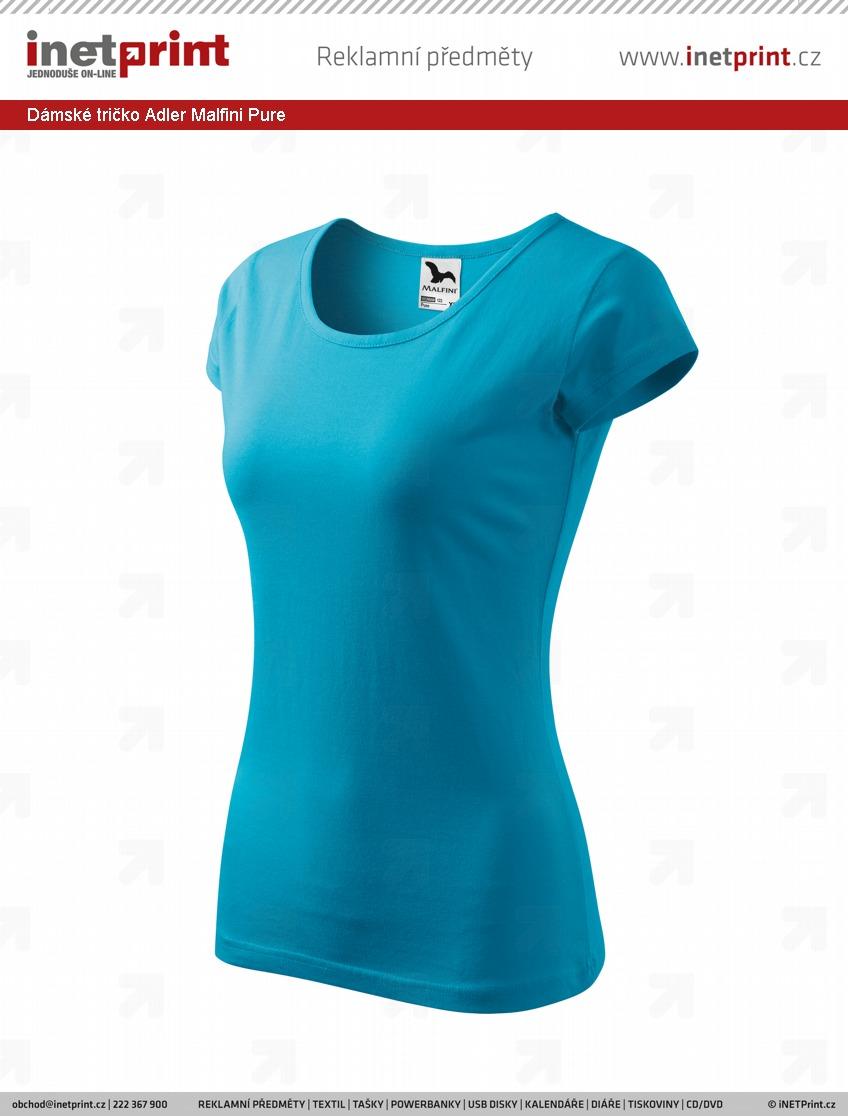 bbfc9be5da7f Náhled produktu Dámské tričko Adler Malfini Pure
