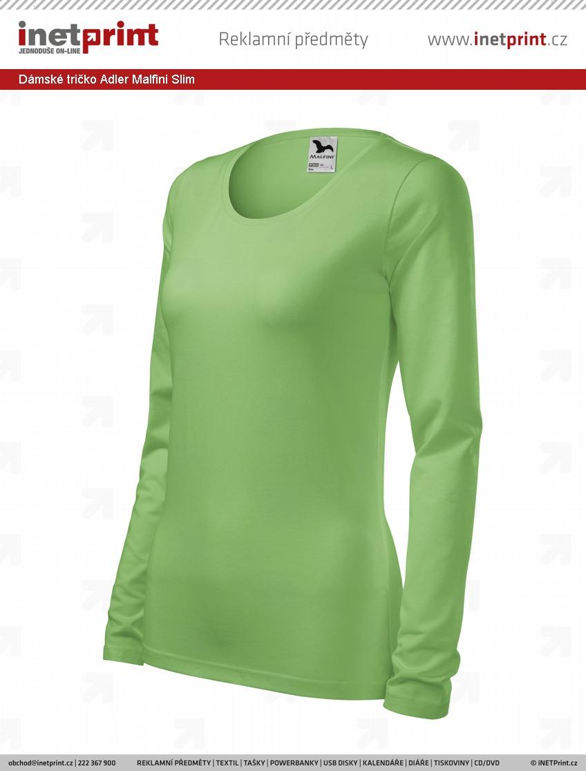 d1b021386cc0 Náhled produktu Dámské tričko Adler Malfini Slim
