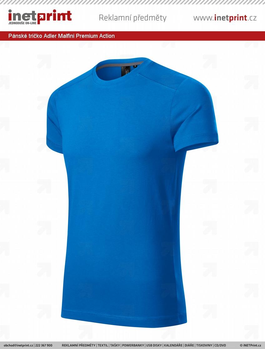 90d3eda3b4f4 Náhled produktu Pánské tričko Adler Malfini Premium Action