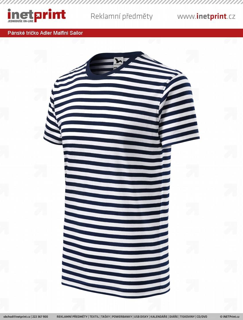 f9881c0a8ec Pánské tričko Adler Malfini Sailor. Náhled produktu