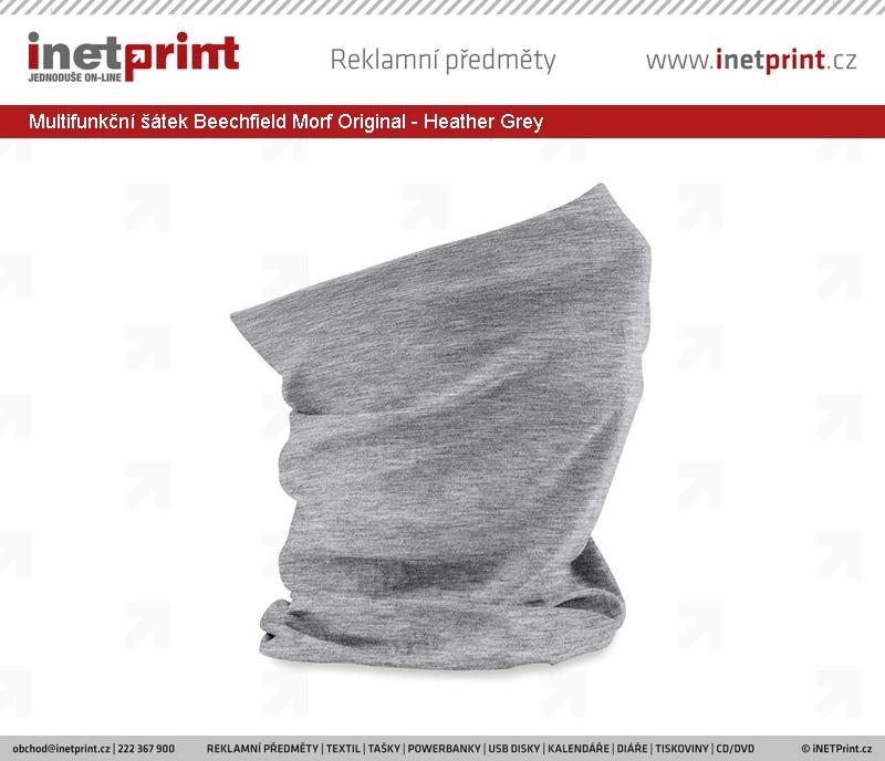 48ce2804f47 Multifunkční šátek Beechfield Morf Original - iNETPrint.cz