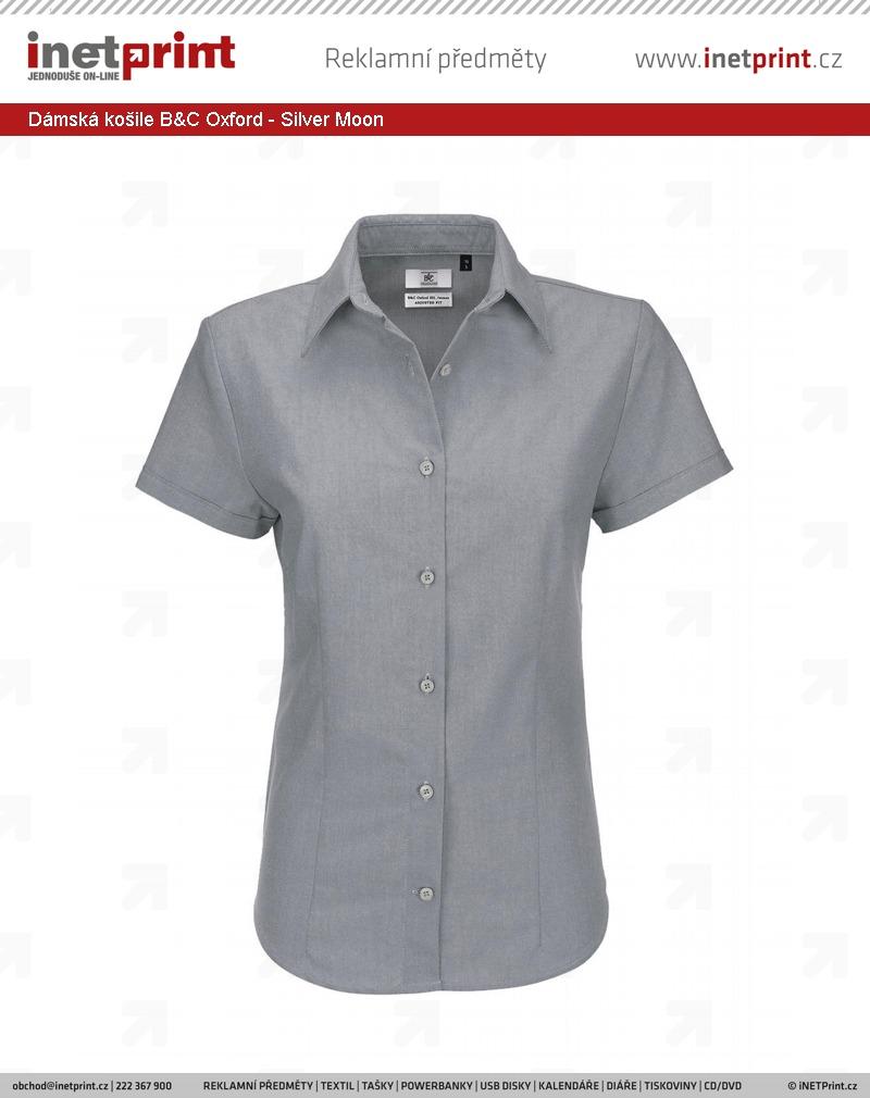 Branding  Dámská košile B C Oxford ab415327cc