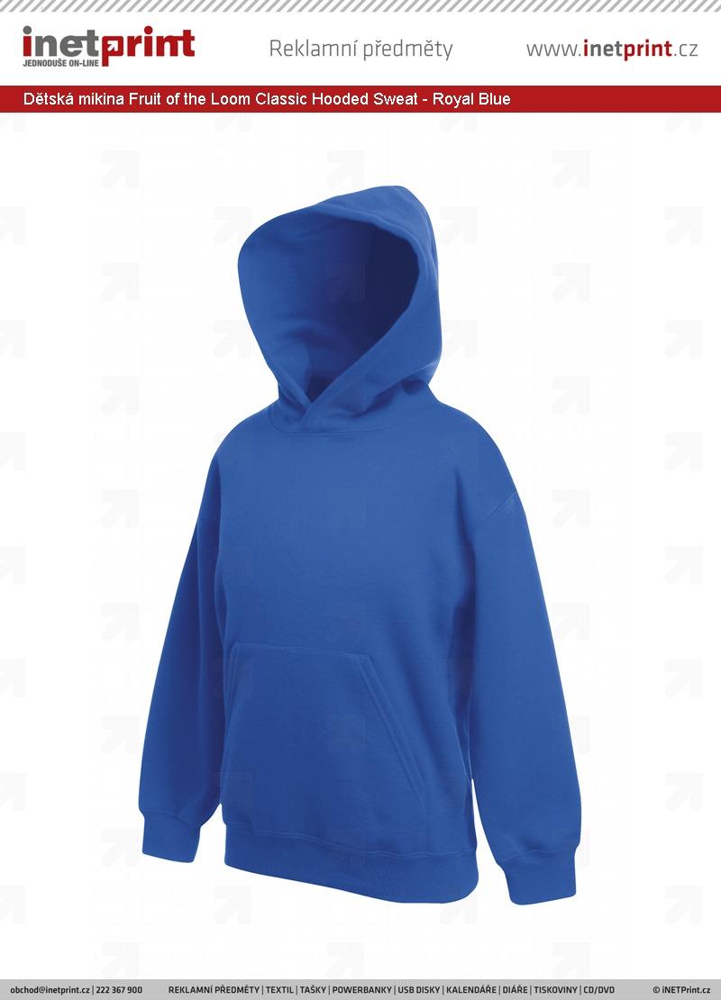 Reklamní textil za nízké ceny - mikiny f39eea41ae