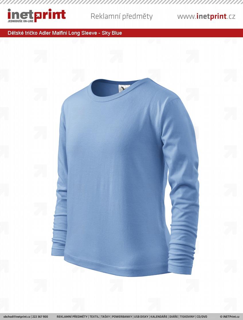 Dětské tričko Adler Malfini Long Sleeve 7e33db0a11