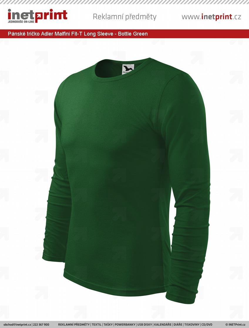 a7a3c71b52f0 Komplexní ceník  Pánské tričko Adler Malfini Fit-T Long Sleeve ...